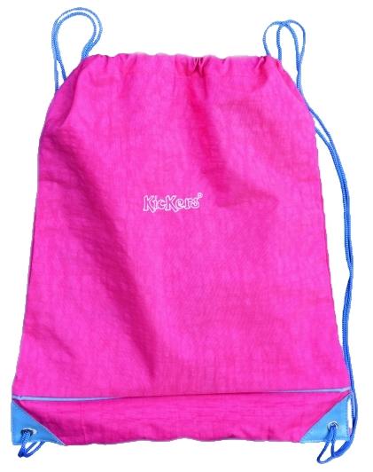 Zwemzak Kickers roze-blauw